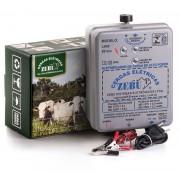 Eletrificador de Cerca Elétrica Rural Zebu LB80 80km 127V - Bateria 12V
