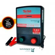 Eletrificador de Cerca Rural Terko TK 1000