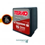Eletrificador de Cerca Rural Terko TKE 1500 - 10,6 joules liberados