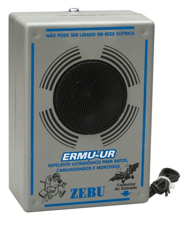 Repelente Eletrônico para Espantar Ratos e Morcegos 450m²  - Curto Compras Rural