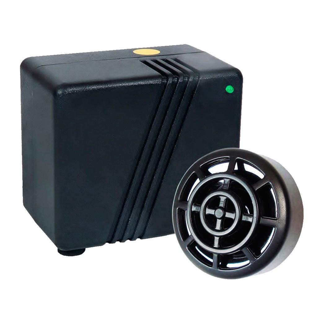 Repelente Eletrônico para Espantar Ratos e Morcegos 800m²  - Curto Compras Rural
