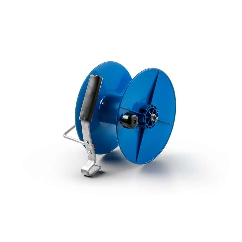Carretel Plástico Vazio Azul para Cerca Elétrica Rural Zebu  - Curto Compras Rural