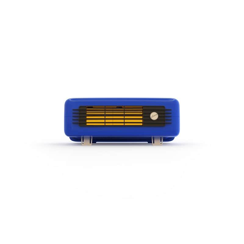 Aquecedor Elétrico de Ambientes Stang 1400W Azul   - Curto Compras Rural