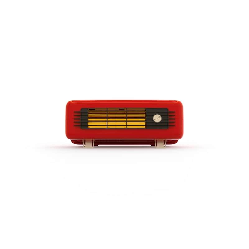 Aquecedor Elétrico de Ambientes Stang 1400W Vermelho  - Curto Compras Rural