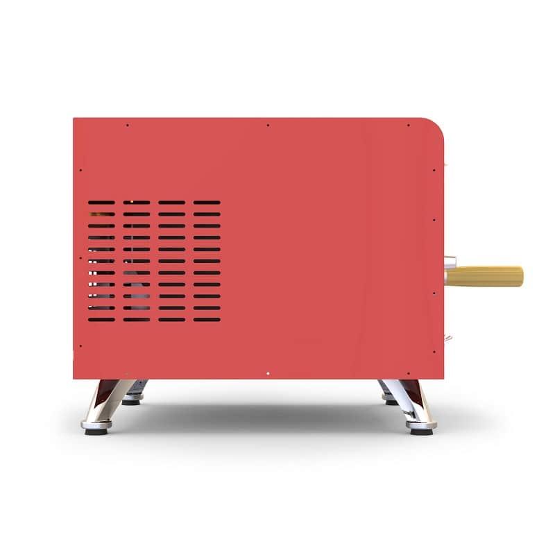 Churrasqueira Elétrica Horizontal Stang Vermelha 3 Espetos Anodilar  - Curto Compras Rural