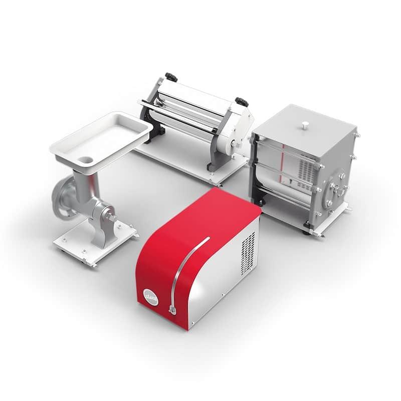 Kit Multiuso Stang Anodilar com Misturadeira Vermelho  - Curto Compras Rural