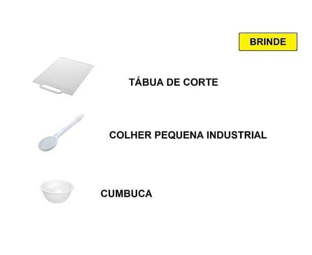 Moedor e Extrusor Stang Branco Anodilar  - Curto Compras Rural