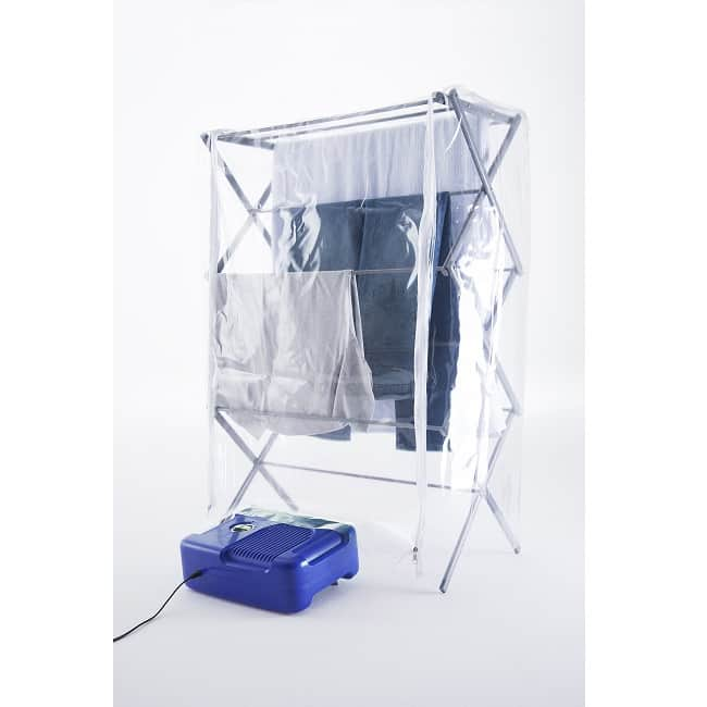 Secadora de Roupas com Varal Stang Azul Anodilar  - Curto Compras Rural