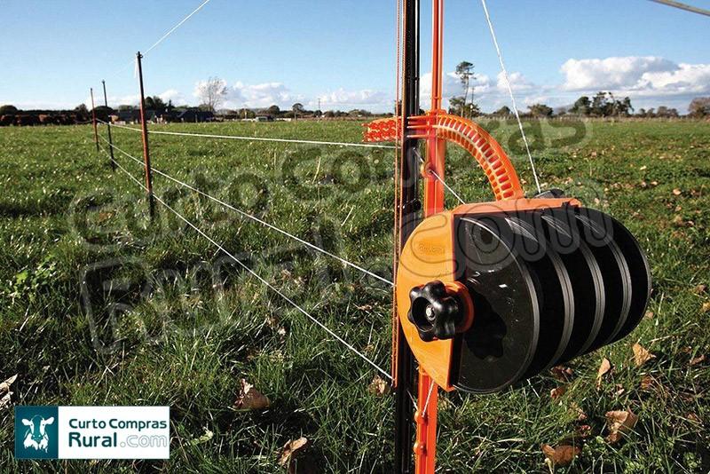 Cerca Elétrica Rural Portátil  - Curto Compras Rural