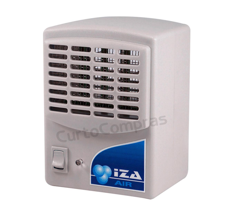 Purificador Ionizador e Ozonizador de Ar Iza Air 1Wt Original  - Curto Compras Rural