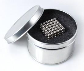 Neocubo ímã de neodímio Ø5mm 216 esferas