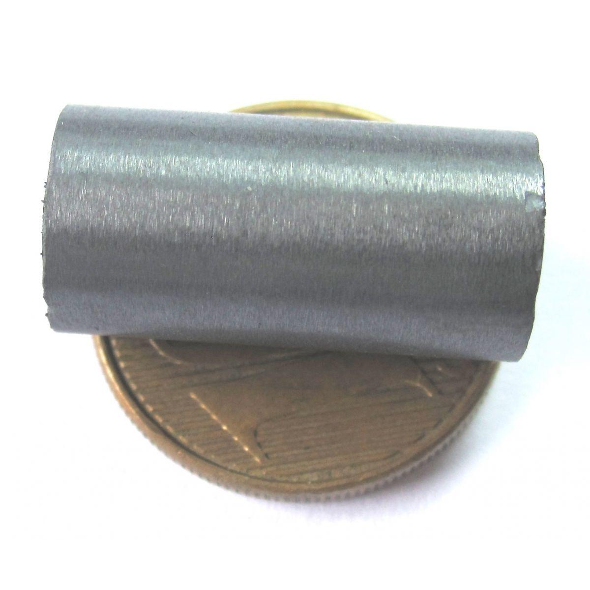 Imã de Ferrite Cilindro (cerâmica) Y30 10x20 mm