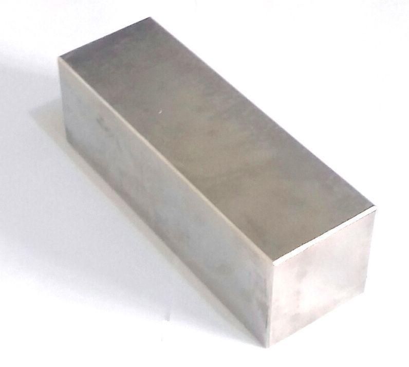 Imã de Neodímio Bloco N42 150x50x50 mm  - Polo Magnético