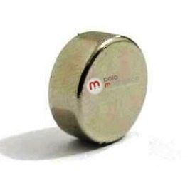 Imã de Neodímio Disco N35 10x4 mm