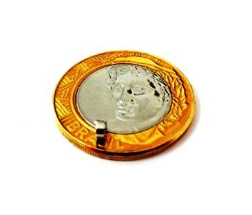 Imã de Neodímio Disco N35 3x1,5 mm