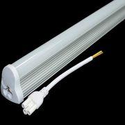 Luminaria Led T5 C/ Calha - Branca Fria - 6000K