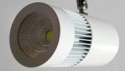 SPOT LED TRILHO 10W - BRANCO -