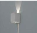 Arandela Bella Luce BL8039- FA - BF Facho Aberto + Facho Fechado c/ Lampada LED G9  - 9led