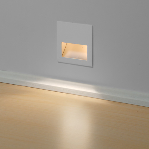 Balizador Embutir BL6011- C/ Lampada Led 5w 3000K - Bellaluce