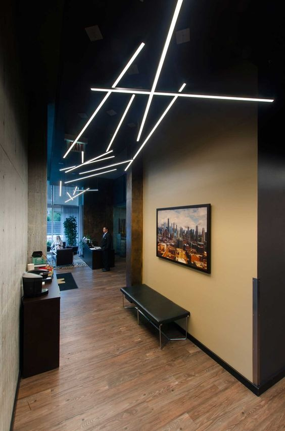 Pendente LED Concept Actual - SOB MEDIDA