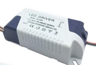 Driver para Luminarias / Painel de Led  - 9led