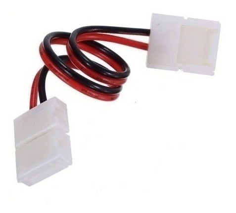 Emenda / Conector Para Fita LED C/ Fio - 12V