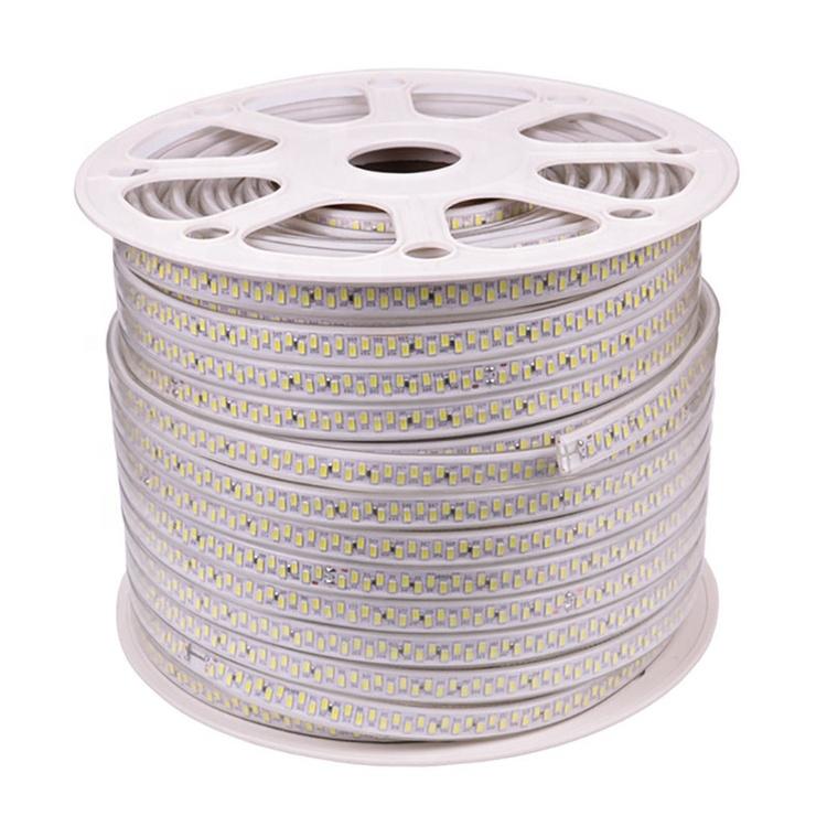 Fita LED 127v - 3528 120 leds p/ Metro *HIGH POWER* - 10 a 25 Metros - NÃO NECESSITA DE FONTE