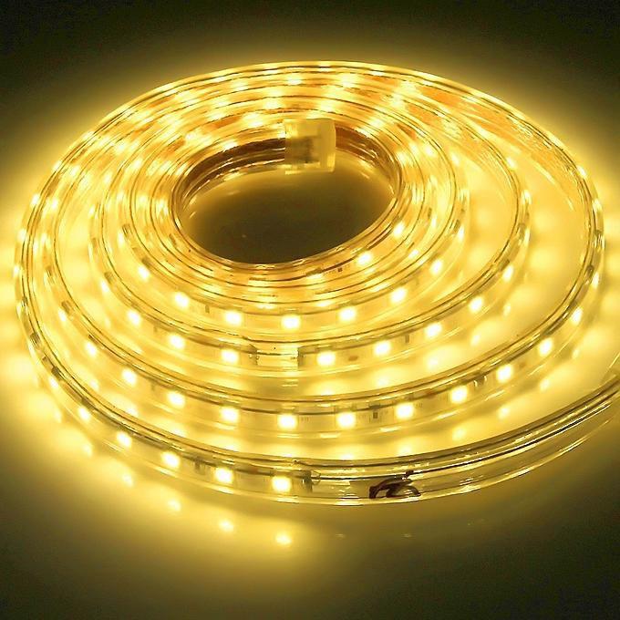 Fita LED 127v - 5050 - 5 a 9 Metros - NÃO NECESSITA DE FONTE