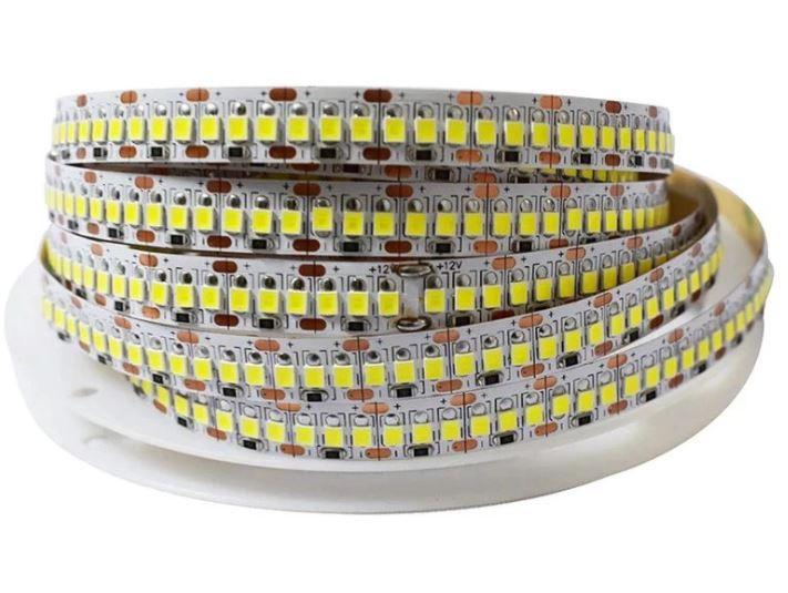 Fita LED P/ PERFIL LED c/ 240 Leds p/ Metro - 20w p/ METRO