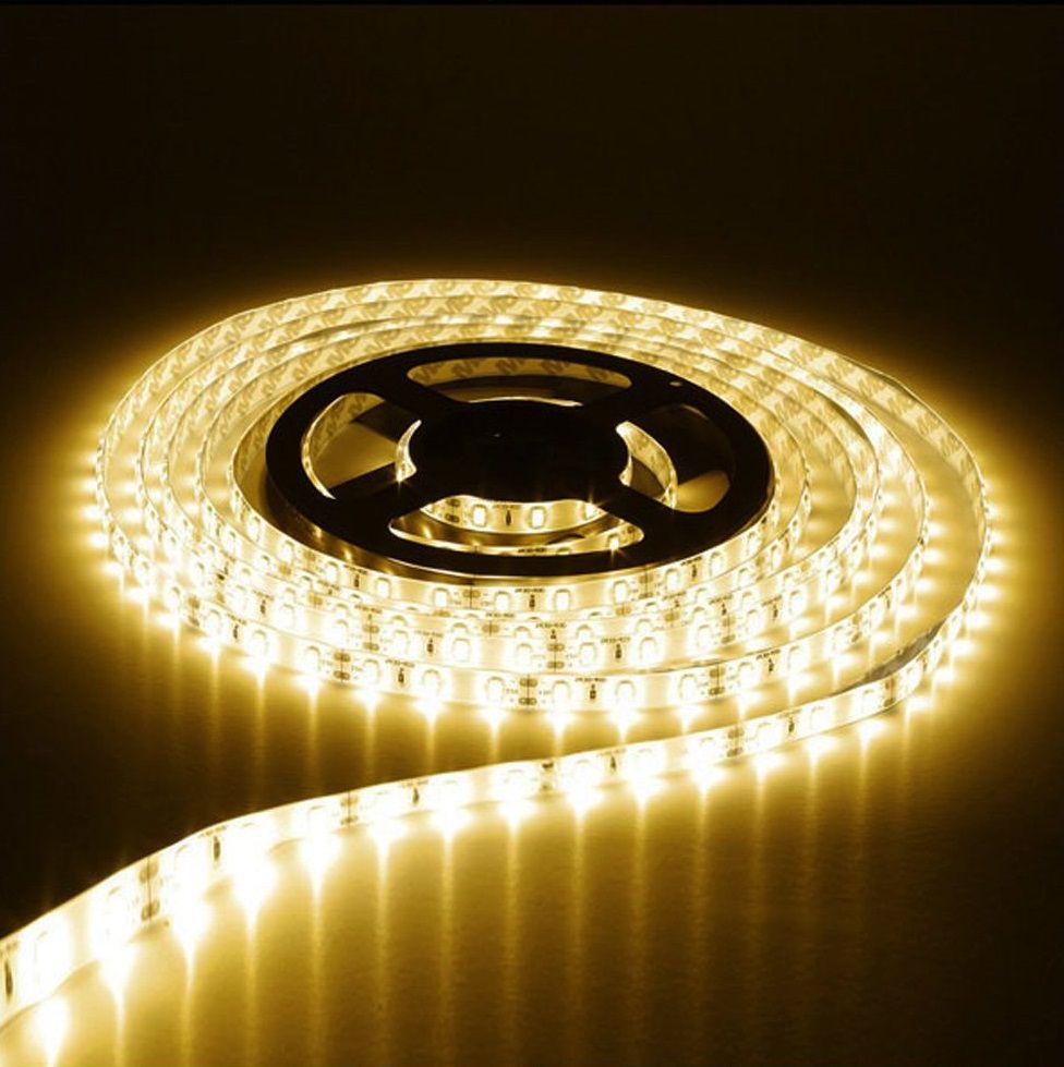 Fita LED 5050 72W - Bobina c/ 5 Metros IP65 - A Prova D'agua