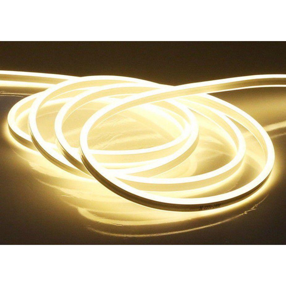 Fita Led Neon - 12v - 5 a 9 Metros