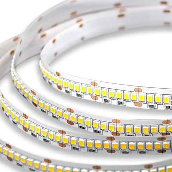 Fita LED P/ PERFIL LED c/ 120 Leds p/ Metro - 10w p/ METRO