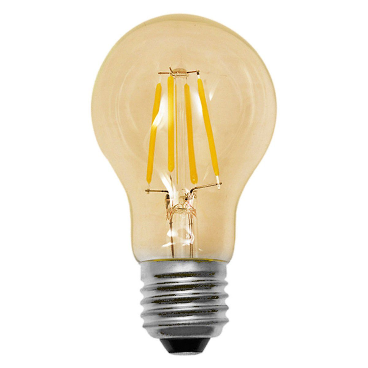 Lâmpada Bulbo A60 Filamento 4W