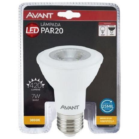 Lâmpada LED PAR 20 IP20 - 7w