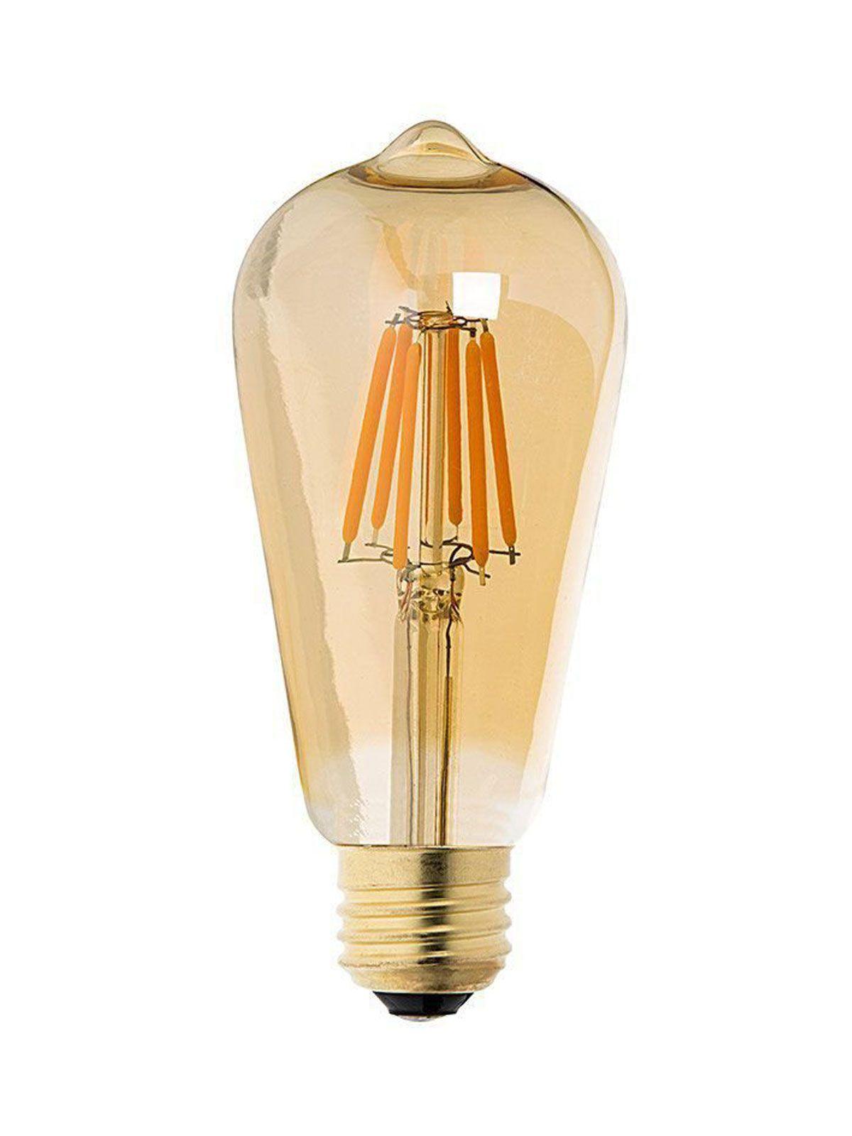 Lâmpada Pera ST64 Filamento 4W
