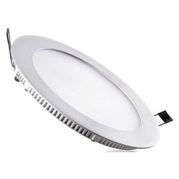 Luminária LED Embutir Redonda 12w  - 9led