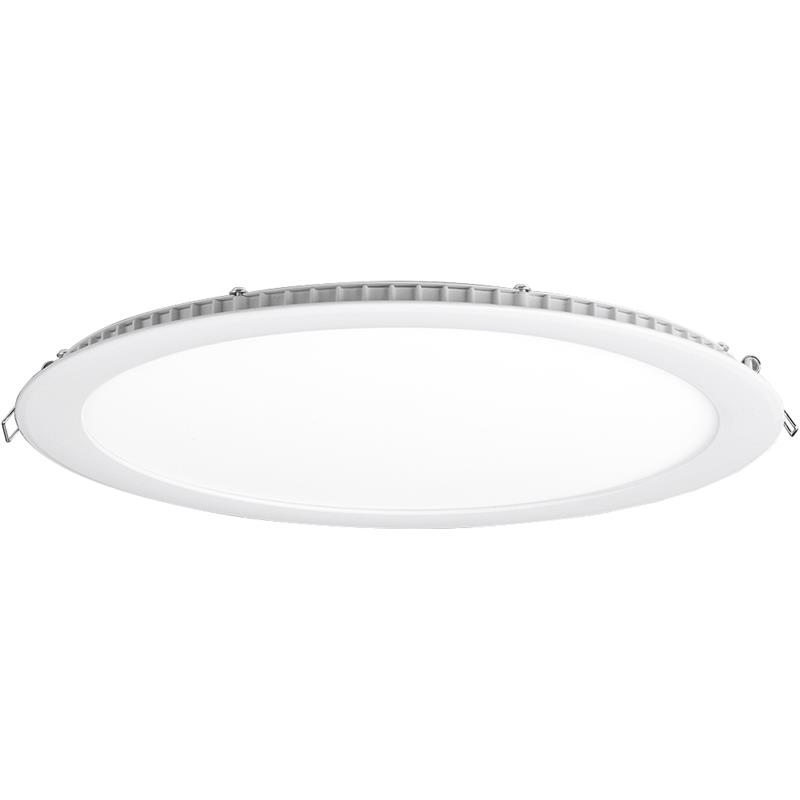 Luminária LED Embutir Redonda 25w  - 9led
