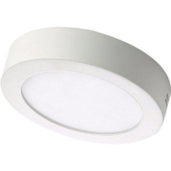 Luminária LED Sobrepor Redonda 18w  - 9led