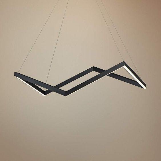 Pendente LED Concept Frame - SOB MEDIDA