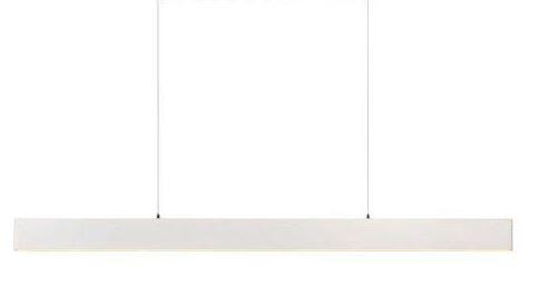 Pendente LED Linear Branco