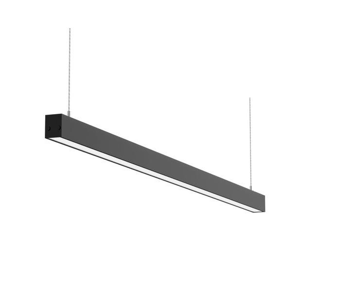 Pendente LED Linear Preto