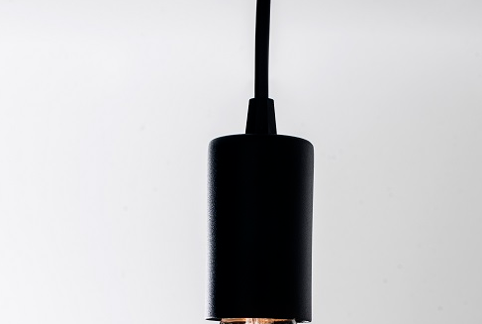 Pendente para BR P/ Lampada de Filamento Soq E27 - 126  - 9led