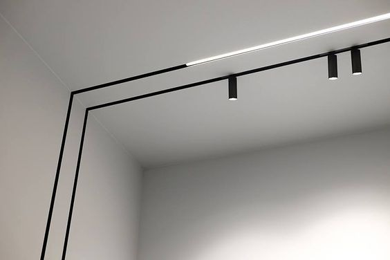 Perfil LED MODULARE Embutir / Sobrepor