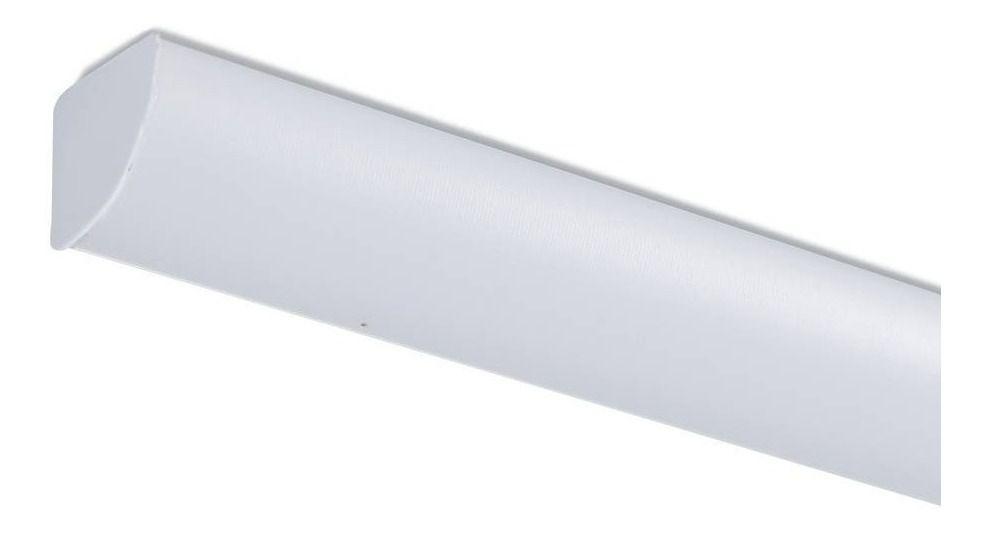 Perfil LED Sobrepor Canto 16mm - 10W por Metro - *Pronto para instalar