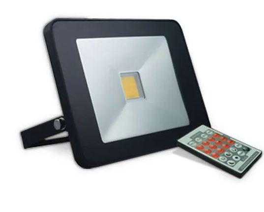 Refletor LED C/ Sensor de Presença Embutido 20W - 220v - Losch