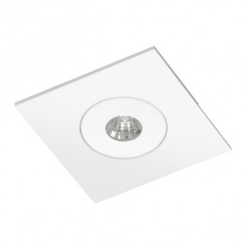 Spot Embutir Mini GU10 LED -  BL1014/1 - Bellaluce