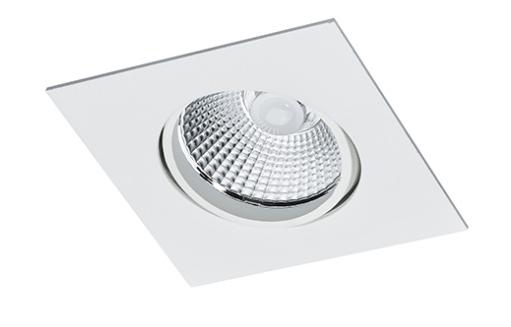 Spot Embutir Direcionável BL1084/1 - P/ LED GU10 - Bellaluce