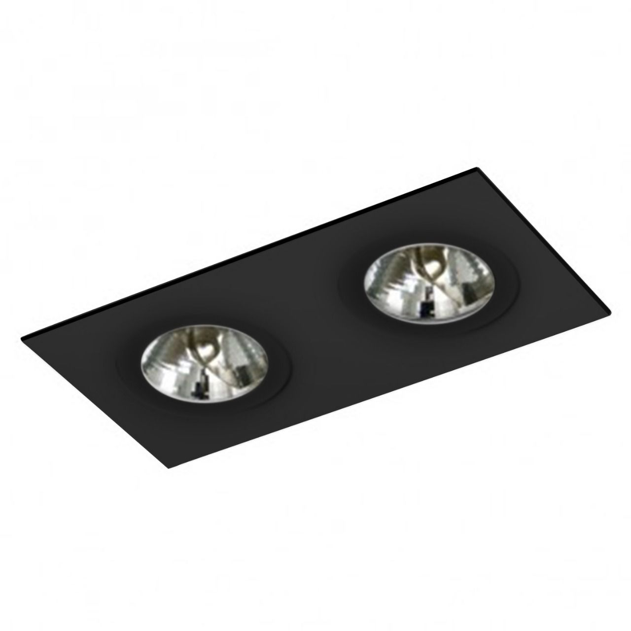 Spot Embutir Direcionavel P/ 2 Lampadas Par20/AR70 BL1086/2  - 9led