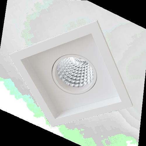 Spot Embutir Micro Borda GU10 - BL1653/1