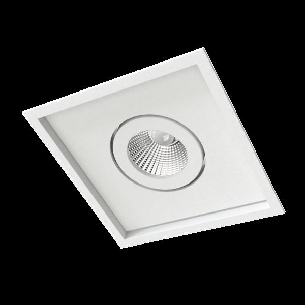 Spot Embutir Micro Borda Mini GU10 - BL1652/1